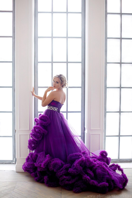 Фотоессиия в платье