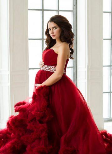 Платье для фотосессии беременности
