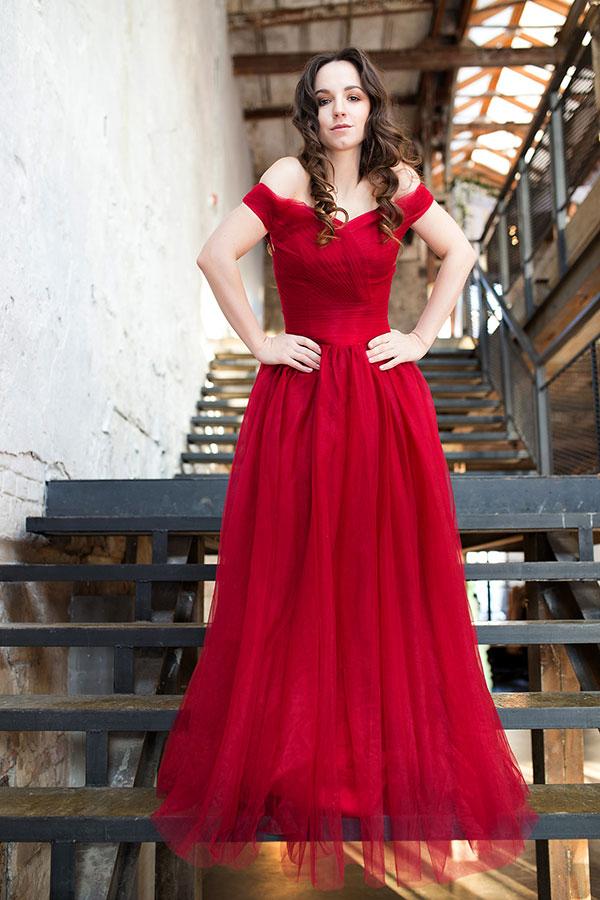 Вечернее платье Assol
