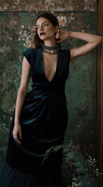 Коктейльное платье Georgia