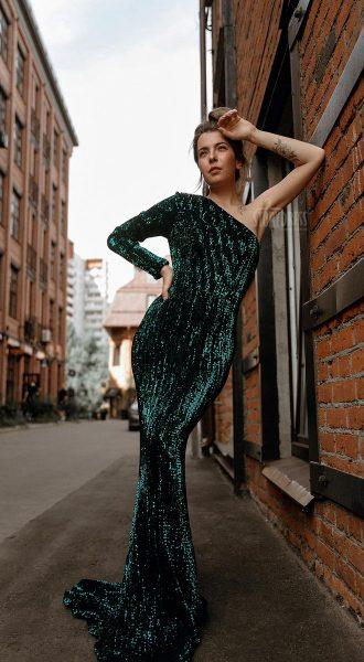 Вечернее платье Kylie Green