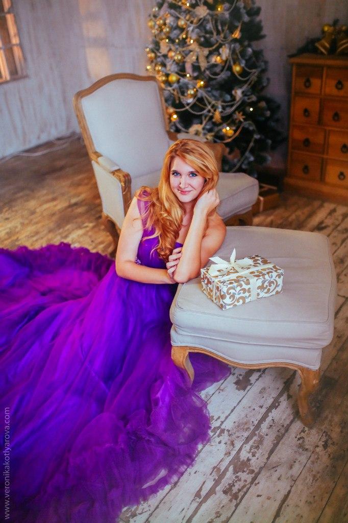 Фотосессия видеоблогера Lesya Shapel