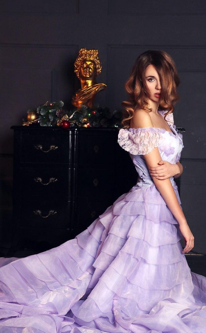 Фотосессия в платье Story Dress