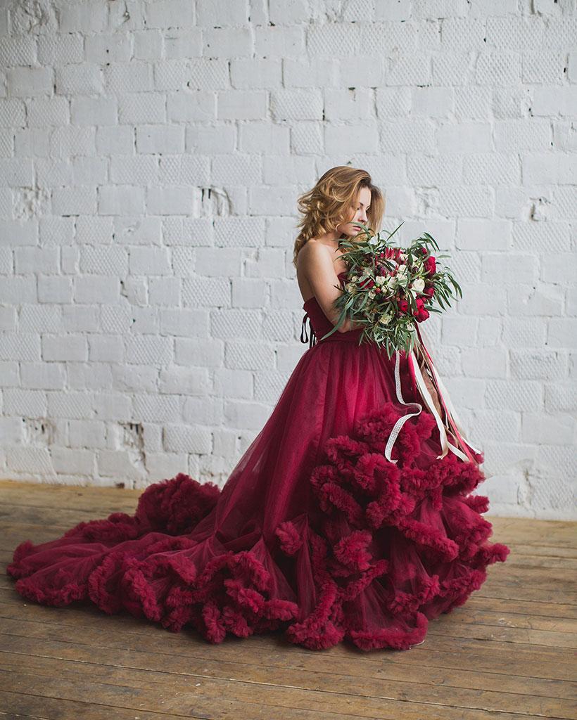 Пышное платье Story Dress