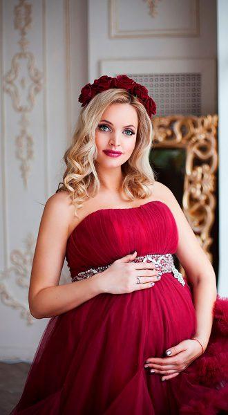 Прокат одежды для беременных