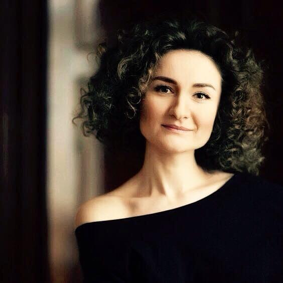 Мария Буйносова солистка театра Новая Опера Москва