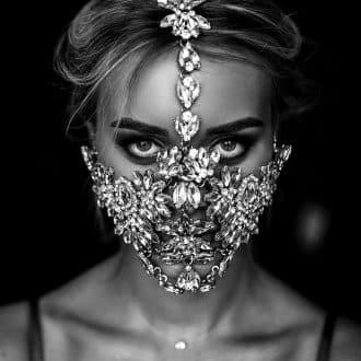 Дизайнерская маска GetMan