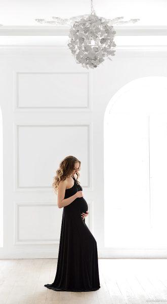Платье-трансформер для беременных