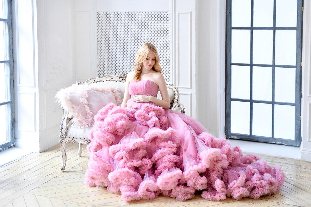 Платье-облако Candy Cloud напрокат в Минске