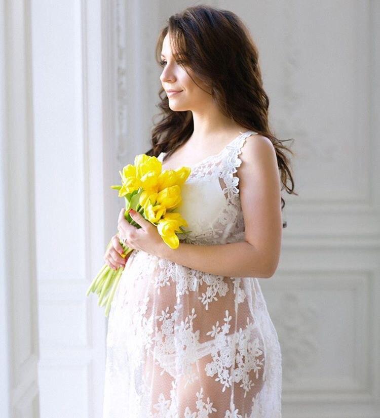 Платья для беременной для фотосессии 13