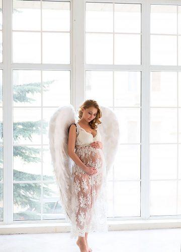 Прокат крыльев ангела Москва