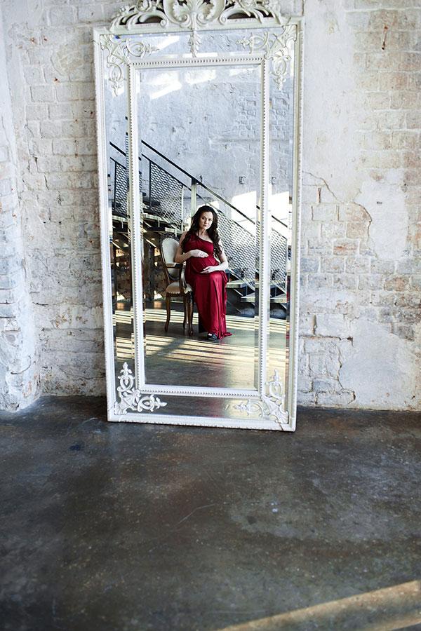 Платье для фотосессии беременных