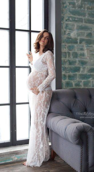 Пеньюар для беременных в Москве в аренду