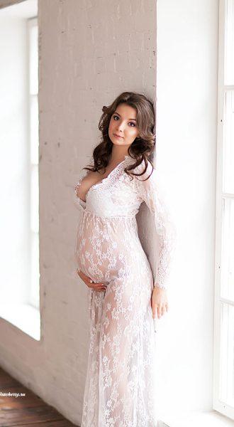 Прокат платьев для беременных Story Dress