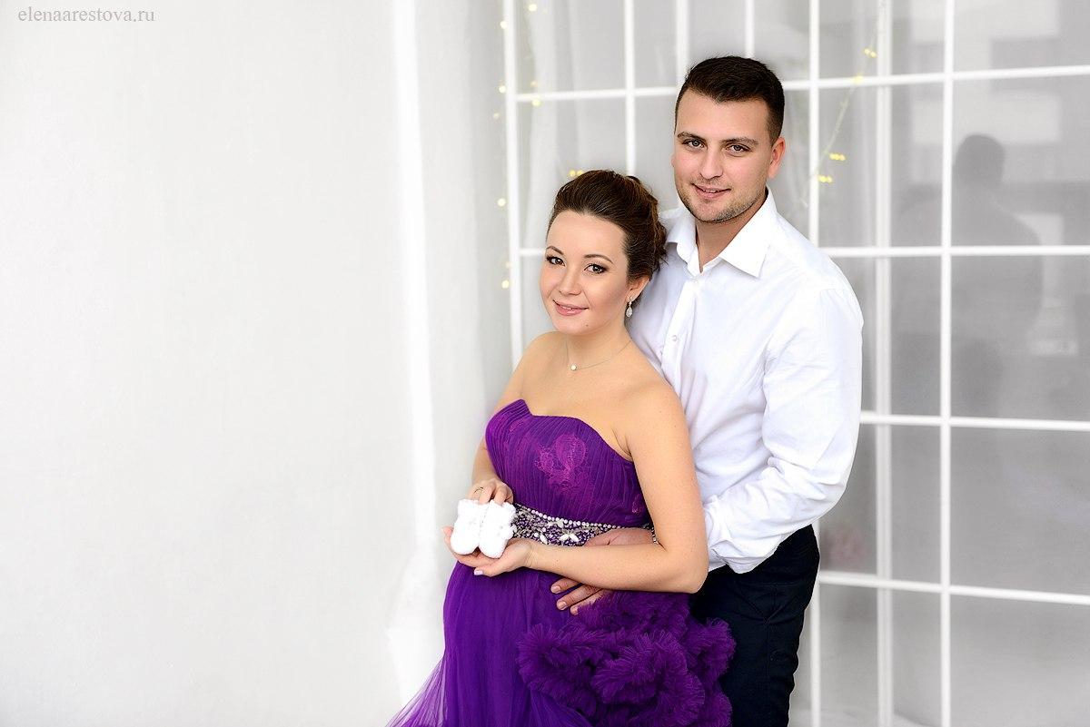 Платье для фотосессии с мужем