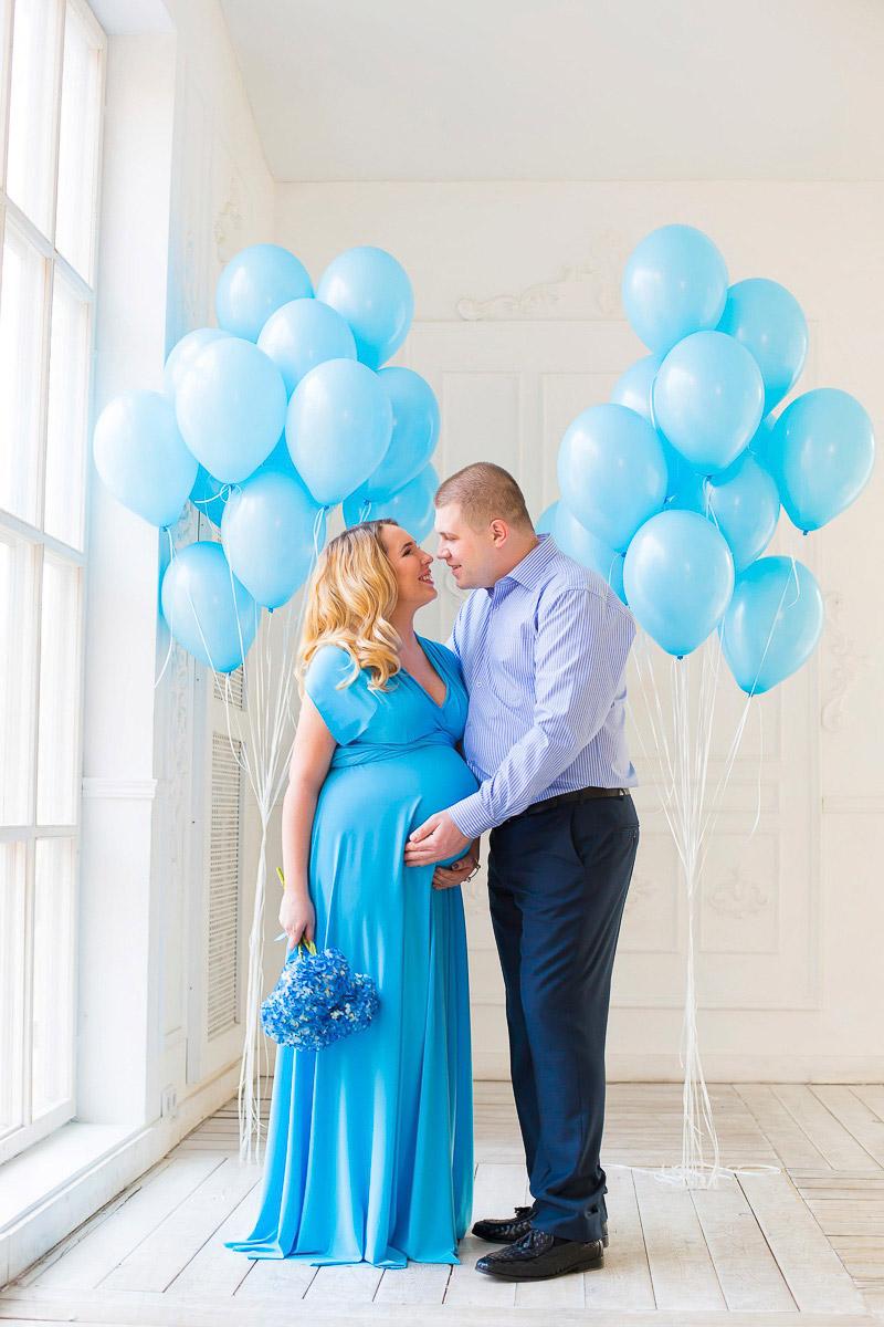 Платье-трансформер для фото беременности