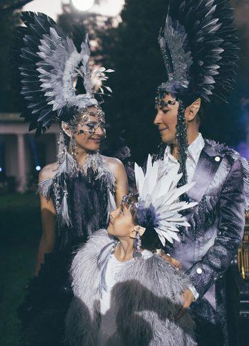 Потрясающие костюмы Midsummer Night's Dream