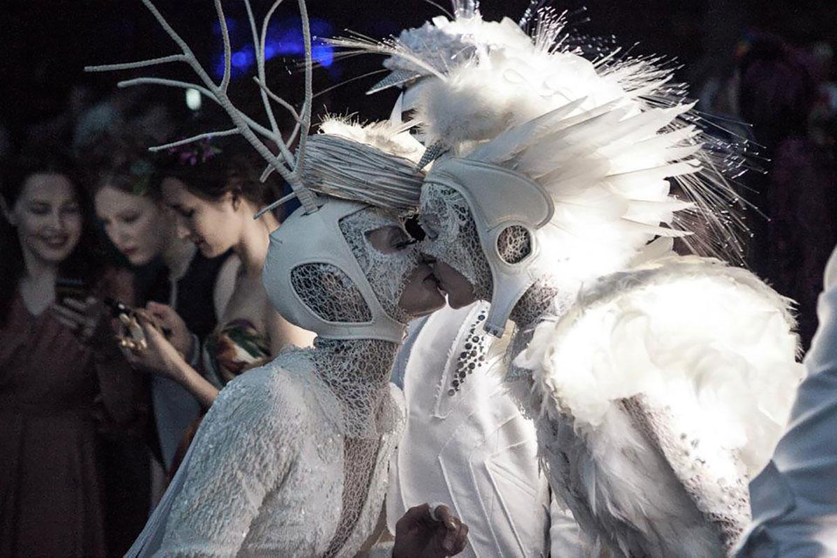 Иммерсивное шоу-фестиваль Midsummer Night's Dream