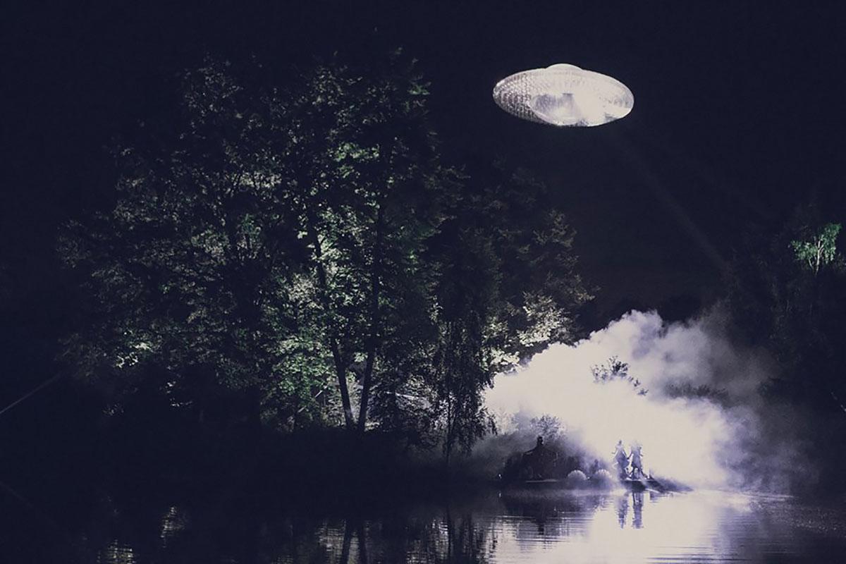 Мистическое шоу «Сон в летнюю ночь»
