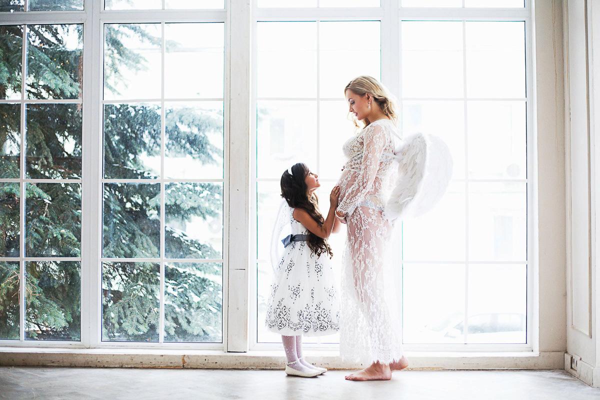 Крылья ангела для ребенка
