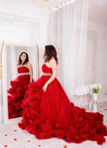Платье для фотосессии в Минске