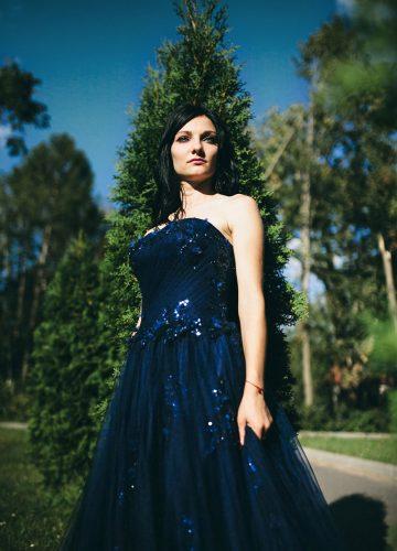 Пышное платье напрокат Минск