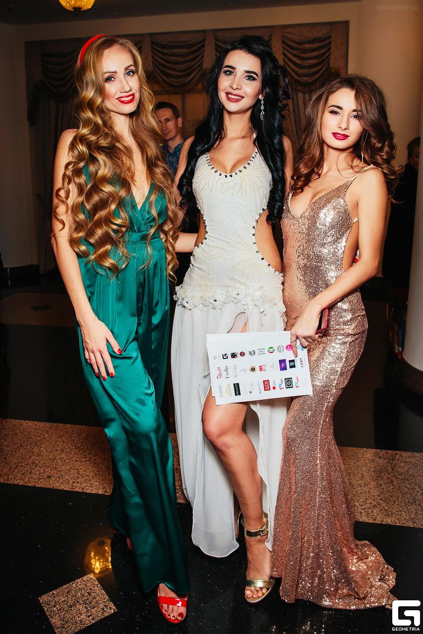 Номинантки конкурса красоты «Лига красоты»