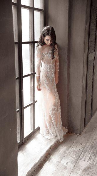 Платье словно сотканное из воздуха