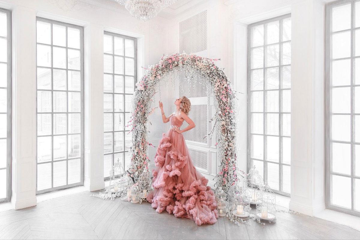 Фотопроект с платьями