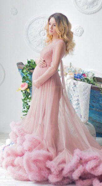 Прозрачное платье-облако Phantom Candy Cloud