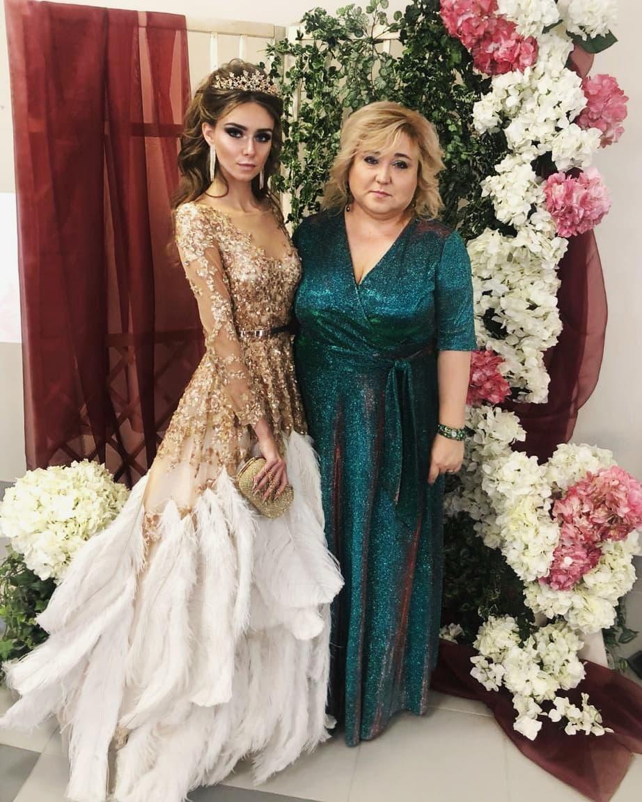 Фото с мамой