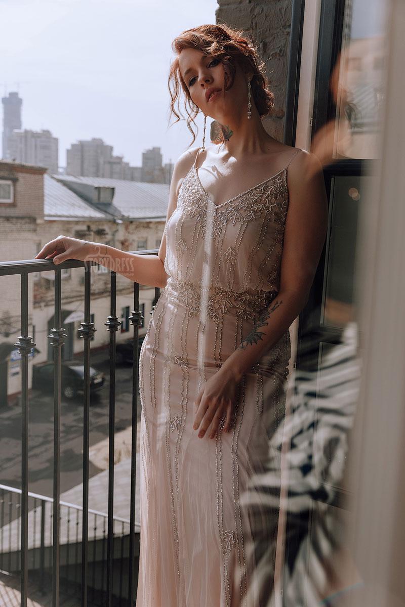 Платье размера плюс для романтического образа