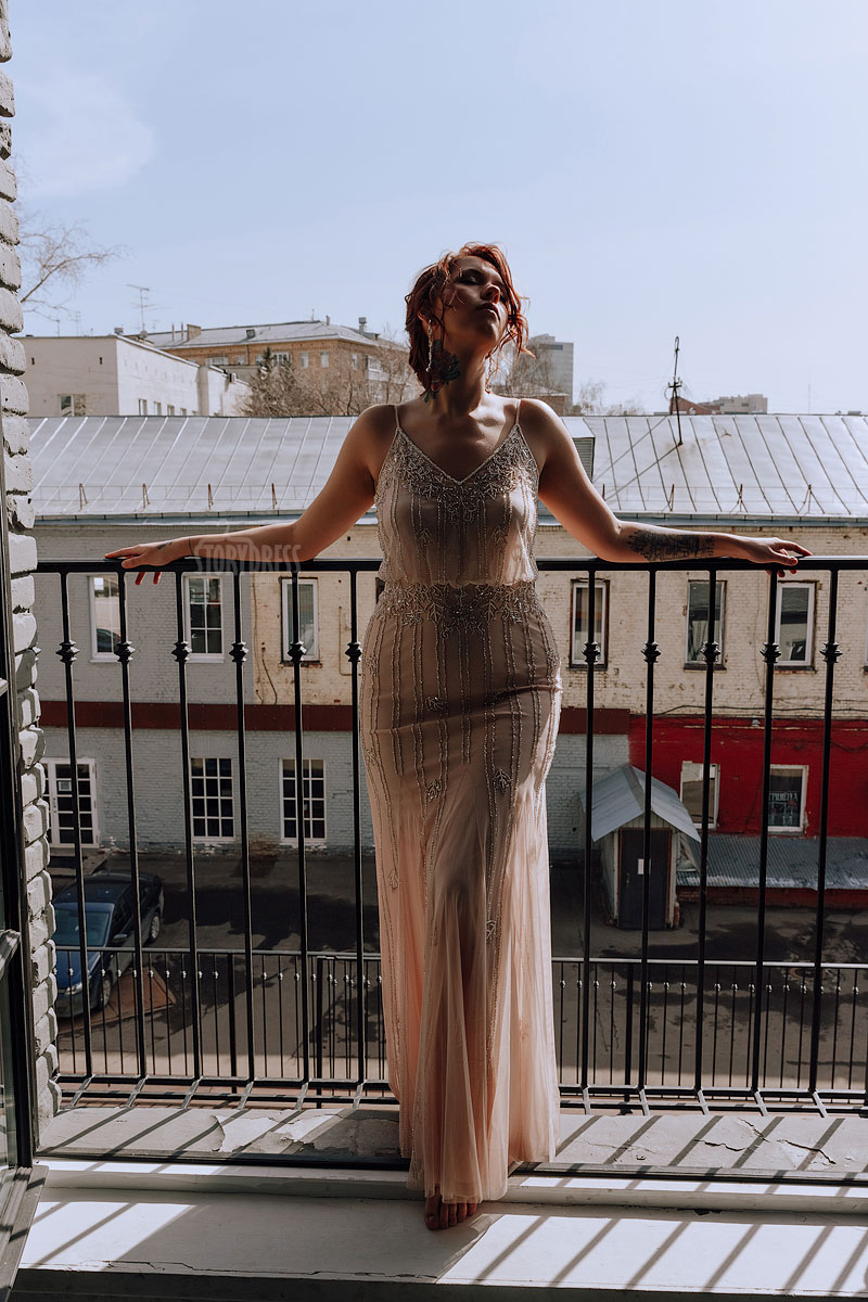 Платье большого размера в аренду
