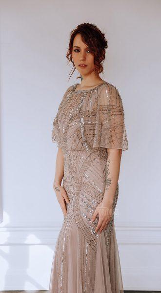 Платье большого размера аренда