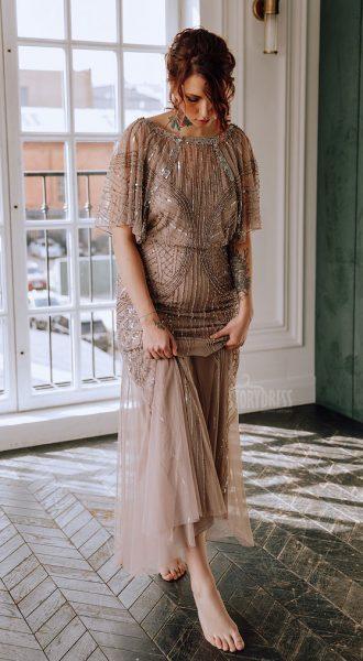 Вечернее платье размер плюс Elizabeth