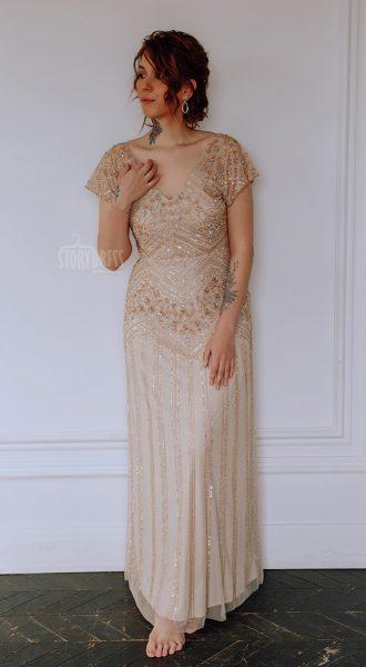 Вечернее платье размер плюс Lana