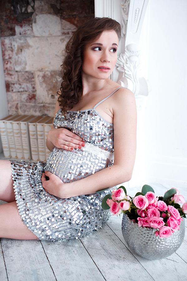 Аренда платьев для беременных в Москве