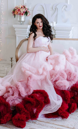 Прокат платьев для фотосессий в перми