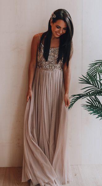 Нарядное платье Afina