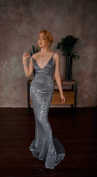 Фотосессия в платье в пол