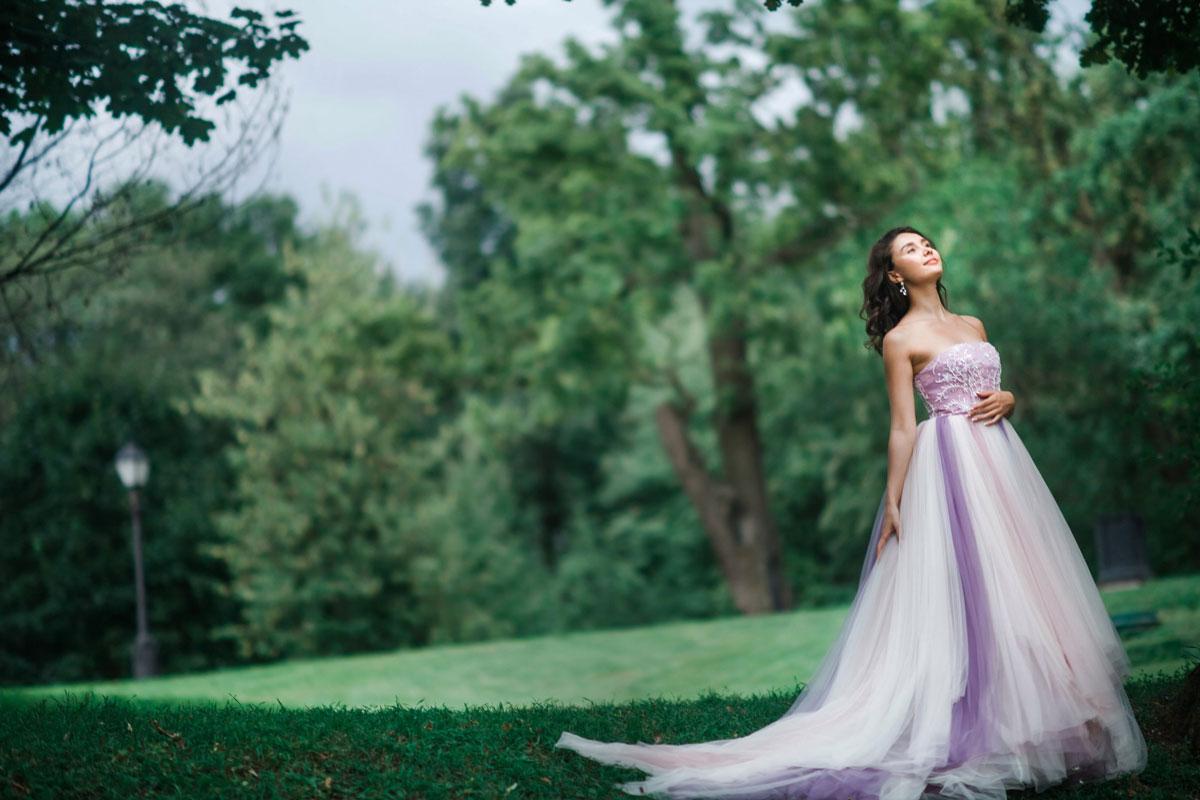 Платье для фотографирования