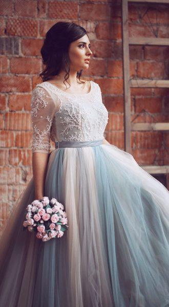 Пышное платье Холодный Водопад StoryDress