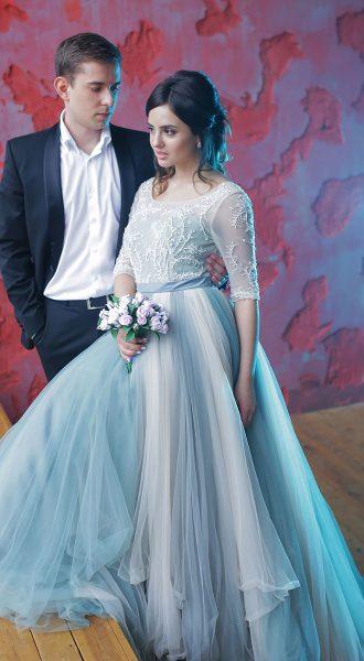 Свадебная фотосессия с супругом