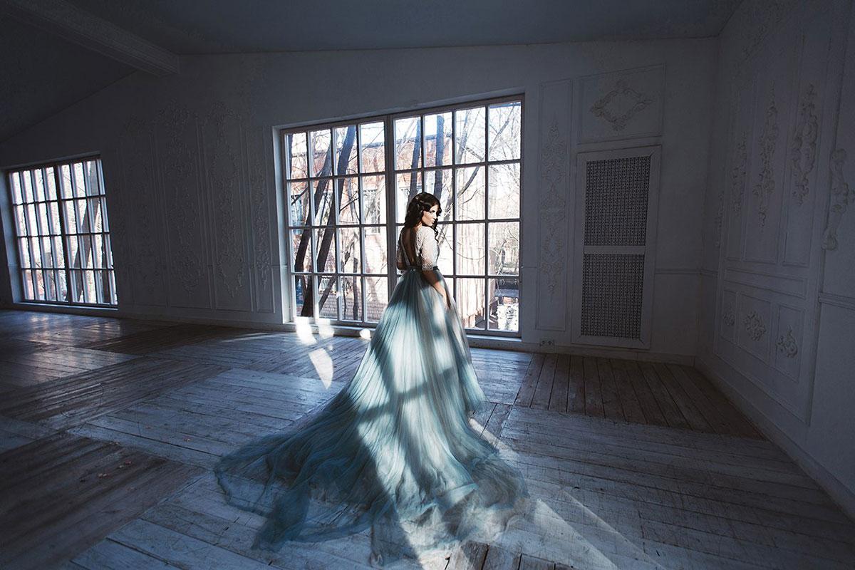 Пышное платье NorthFalls