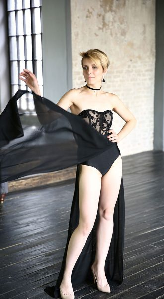 Платье для дерзкого образа