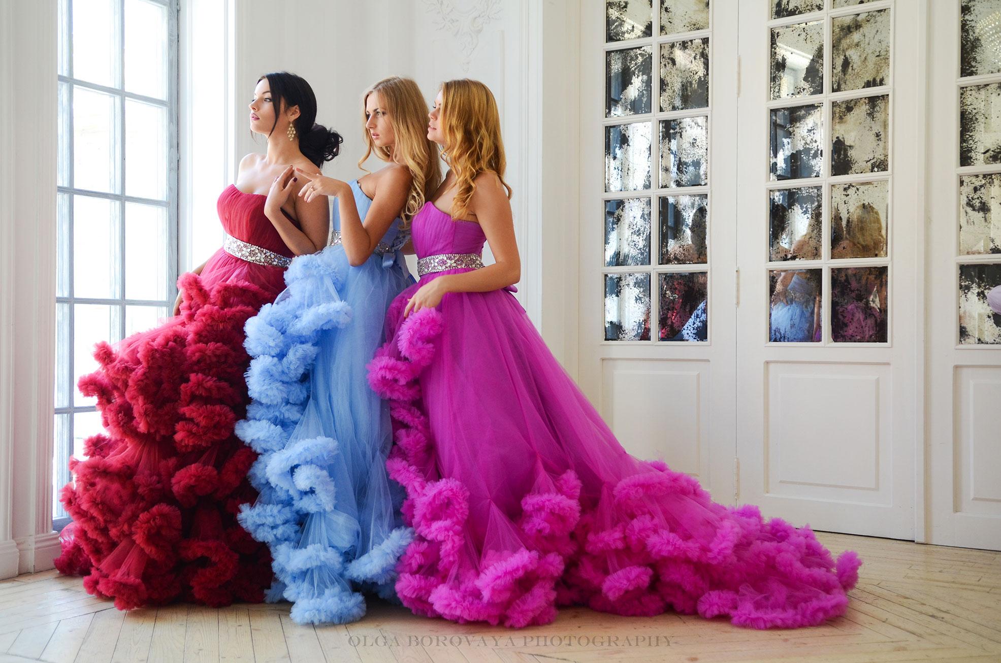 красивые платья напрокат для фотосессии