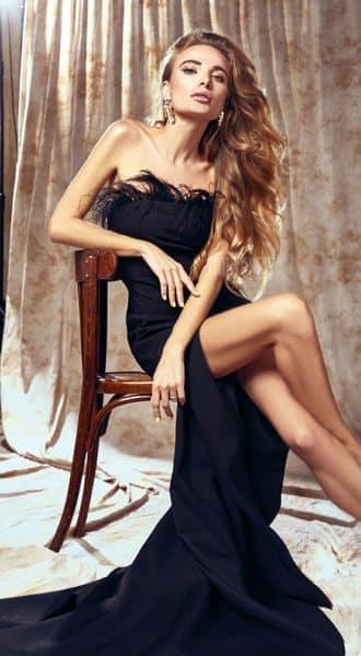 Прокат вечернего платья Secret Dress