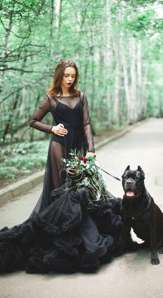 Фотосессия в прокатном платье