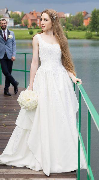 Платье для свадебной фотосессии Marina Dreams