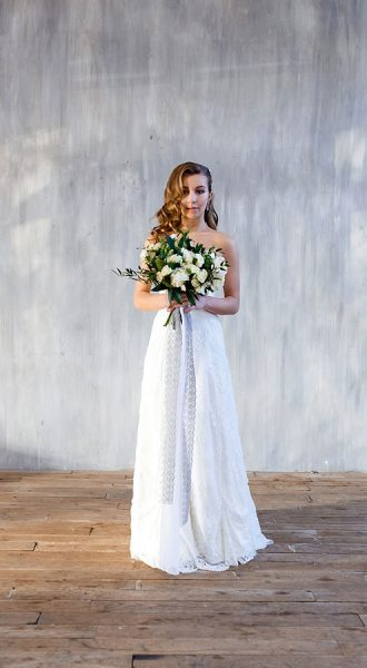 Платье невесты для фотосессии